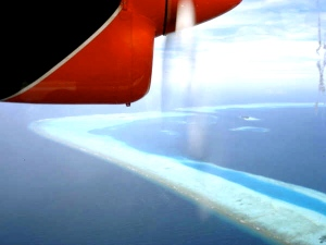 MALDIVAS HIDROTAXI