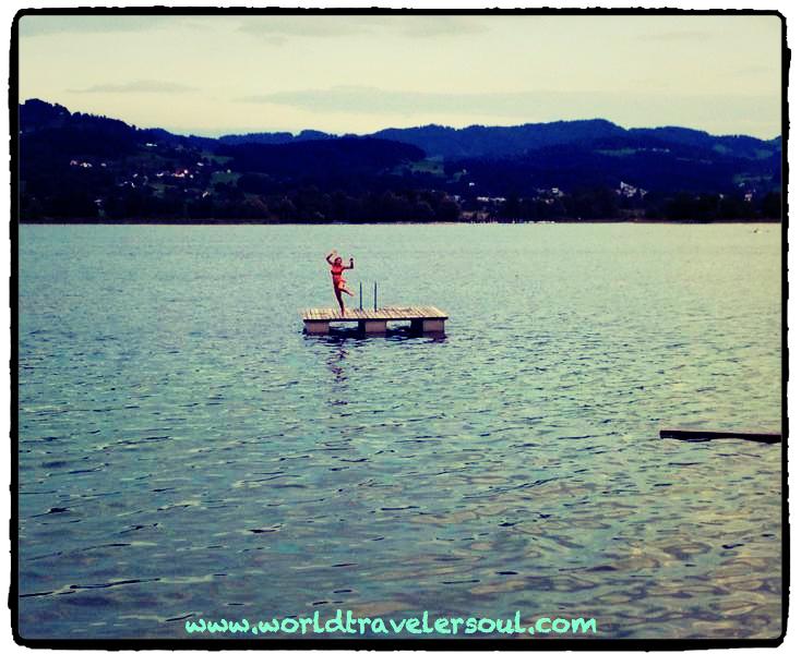 lago silvia
