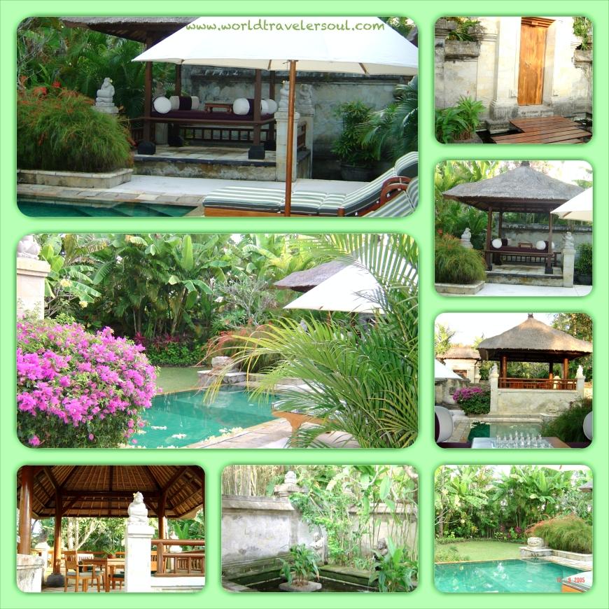 Fotos exterior Villa Melia Bali.
