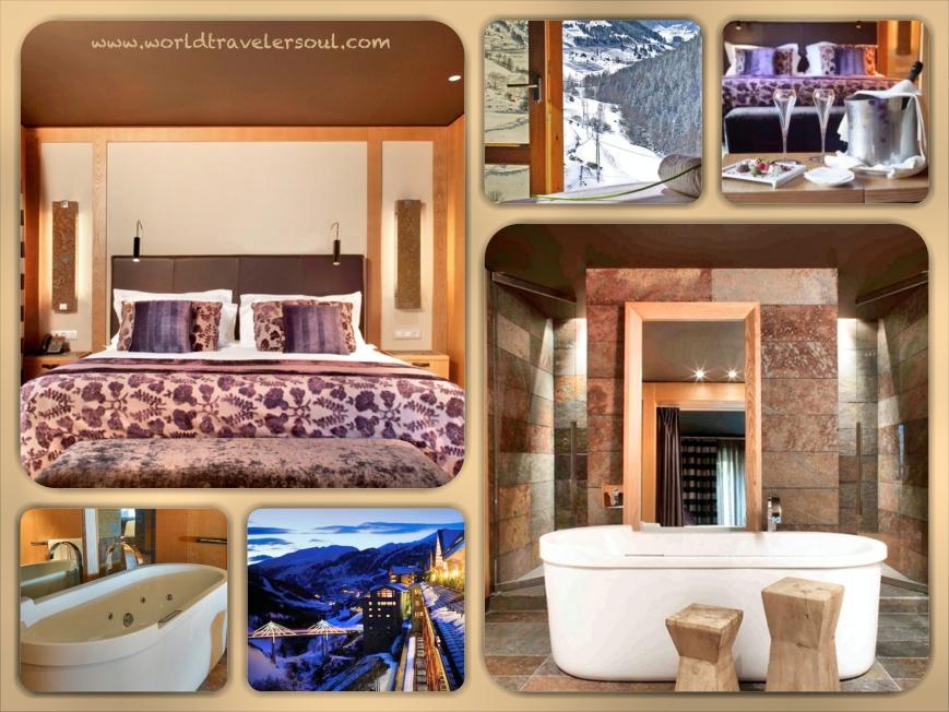 Fotos de la suite Hermitage.