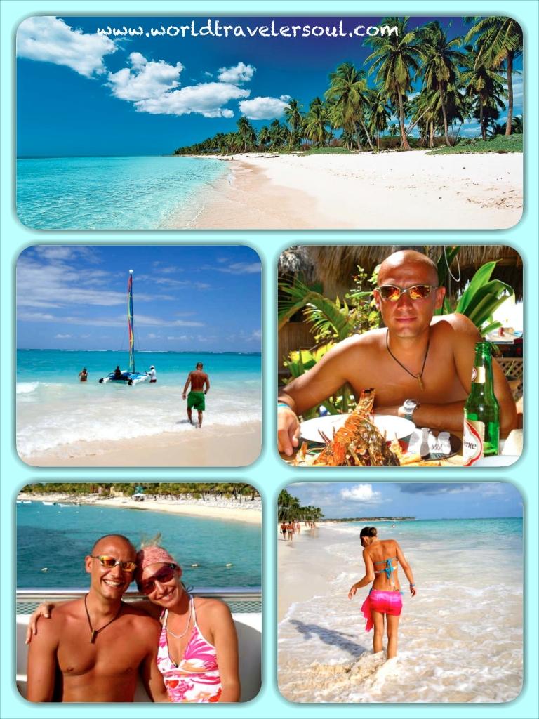 Punta Cana, el paraíso en pleno invierno