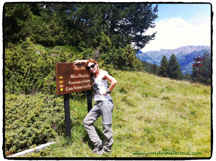 Trekking por Andorra. ¡Infinidad de rutas!