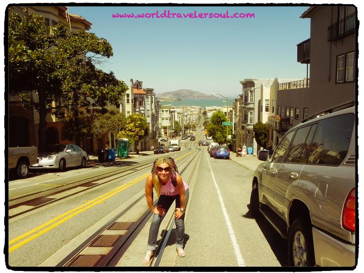 Callejaeando por San Francisco.