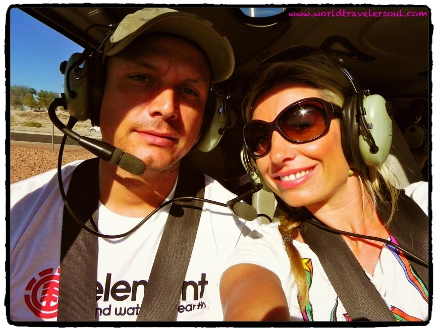 Trip en helicóptero desde Las Vegas al Gran Cañón del Colorado.