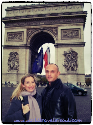 Callejeando por París.