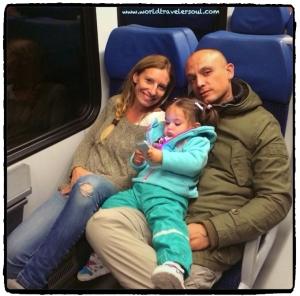 Family trip por Suiza. Agosto 2014